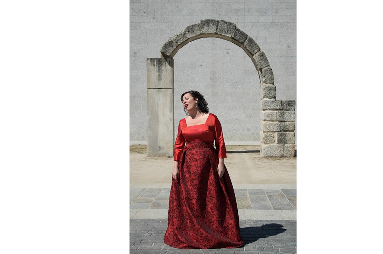 Carmen Solís Soprano
